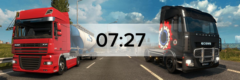 Euro Truck Simulator 2 Hostbanner
