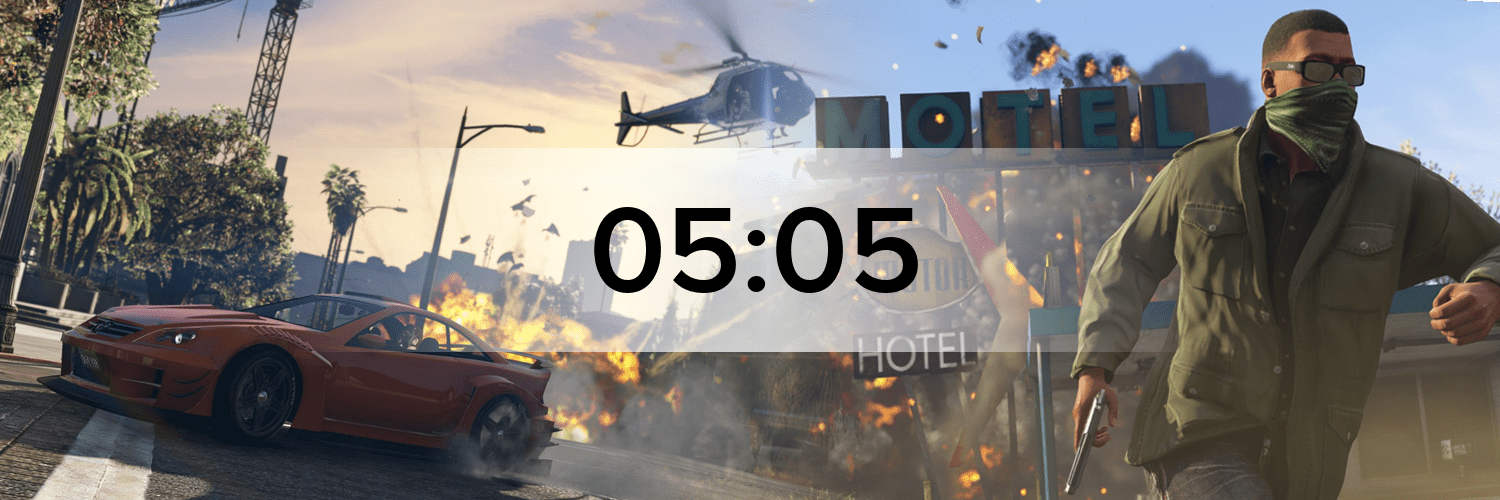 Grand Theft Auto V (GTA 5) Hostbanner
