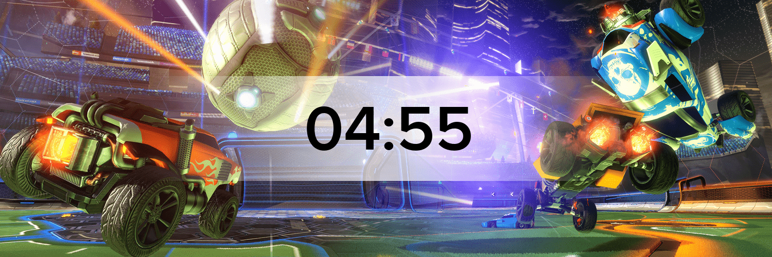 Rocket League Hostbanner